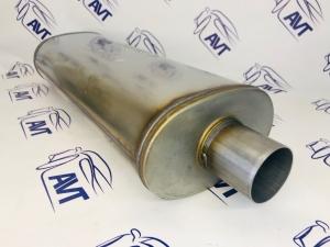 Глушитель Magnaflow универсальный прямоточный (560х63)