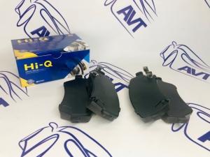 Колодки тормозные передние Веста/Ларгус Hi-Q SP1564 (4 шт.)