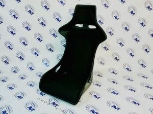 Спортивное сиденье (ковш) Wideworx черное