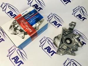 Масляный насос Pro.Car 2108-12, Приора, Калина, Гранта, стандартной производительности (с стальными шестернями)