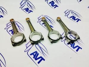 Шатуны 144 мм., (палец d-18 мм, шейка d-47,8 мм.), кованые