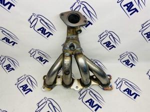 Вставка замены катализатора 4-1 KIA Sorento LL 2.4L CVVT (рестайлинг)