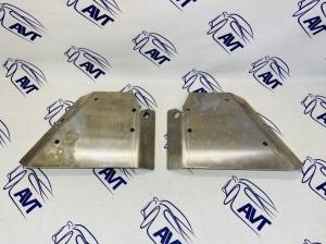 Защита и усиление нижних рычагов (алюминиевая) для а/м ВАЗ 21213-214 (Нива 4х4), ВАЗ 2123 (Chevrolet Niva)