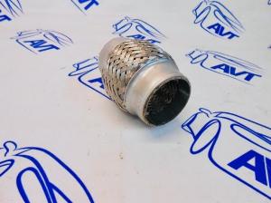 Виброкомпенсатор (гофра) D=45 мм, L=100 мм