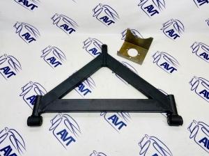 А - образный рычаг для а/м ВАЗ 2121-214 на резиновых сайлентблоках