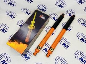 Амортизаторы задние газомасляные для а/м ВАЗ 2121-214 FOX