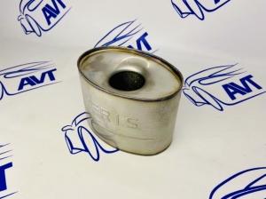 Пламегаситель коллекторный овальный 110х160х51 (Tofris)