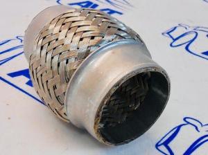 Виброкомпенсатор (гофра) D=76 мм, L=100 мм