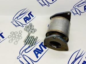 Пламегаситель (вставка вместо катализатора) для а/м Chevrolet Cruze 1.6L (Chevrolet Lacetti/Aveo)
