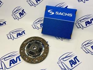 Диск сцепления Sachs (215 мм.) для а/м ВАЗ 21214 (Нива 4х4), 2123 (Chevrolet Niva)