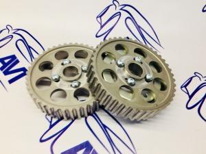 Шестерни разрезные ГРМ 16V (сталь спорт)
