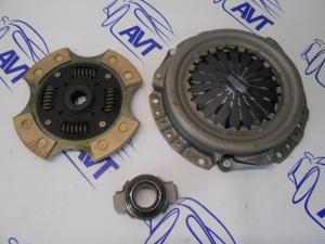 Комплект сцепления с металлокерамическим диском ВАЗ 2110-2112 Pilenga CK-P 4005 XR