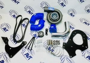 Комплект с нагнетателем PK 23-Е для автомобилей ВАЗ 2123 Chevrolet Niva (Шевроле Нива)