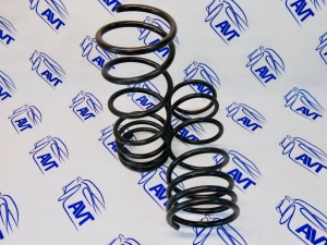 Задние пружины Технорессор для а/м ВАЗ 2108-2115, 2110-12, Приора, Калина, Гранта (стандарт)
