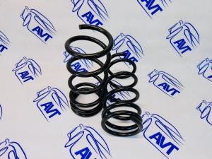 Задние пружины Технорессор для а/м ВАЗ 2108-2115, 2110-12, Приора, Калина, Гранта (-120 мм)