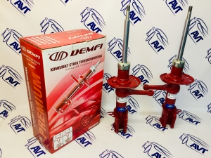 Стойки передние DEMFI Премиум ВАЗ 2170 (-70) (г/м) (2 шт.)
