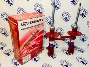 Стойки передние DEMFI Премиум ВАЗ 2190 (-50) (г/м) (2 шт.)