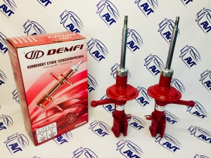 Стойки передние DEMFI Премиум ВАЗ 2110 (-30) (г/м) (2 шт.)