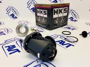 Клапан сброса давления (Blow off) HKS SSQV style черный