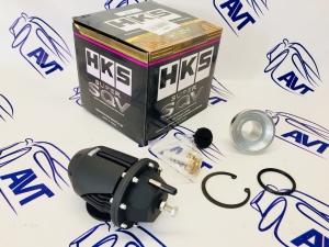 Клапан сброса давления (Blow off) HKS SSQV style черный с регулировкой