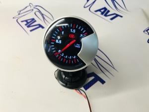 Датчик давления наддува Ket Gauge boost (60мм)