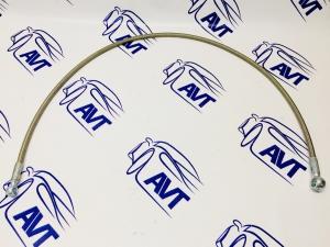 Шланг подачи масла в турбину 10-14мм, длина 100см (AVT)