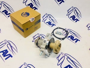 Насос водяного охлаждения (Помпа) Luzar Turbo ВАЗ 2101