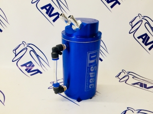 Маслоуловитель (маслосборник) D1 синий